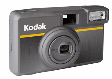 Kodak Disposable Camera Gets Sleek Makeover